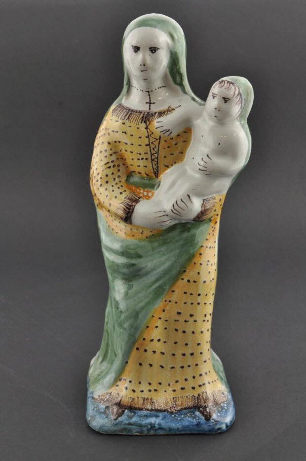 statue de dévotion
