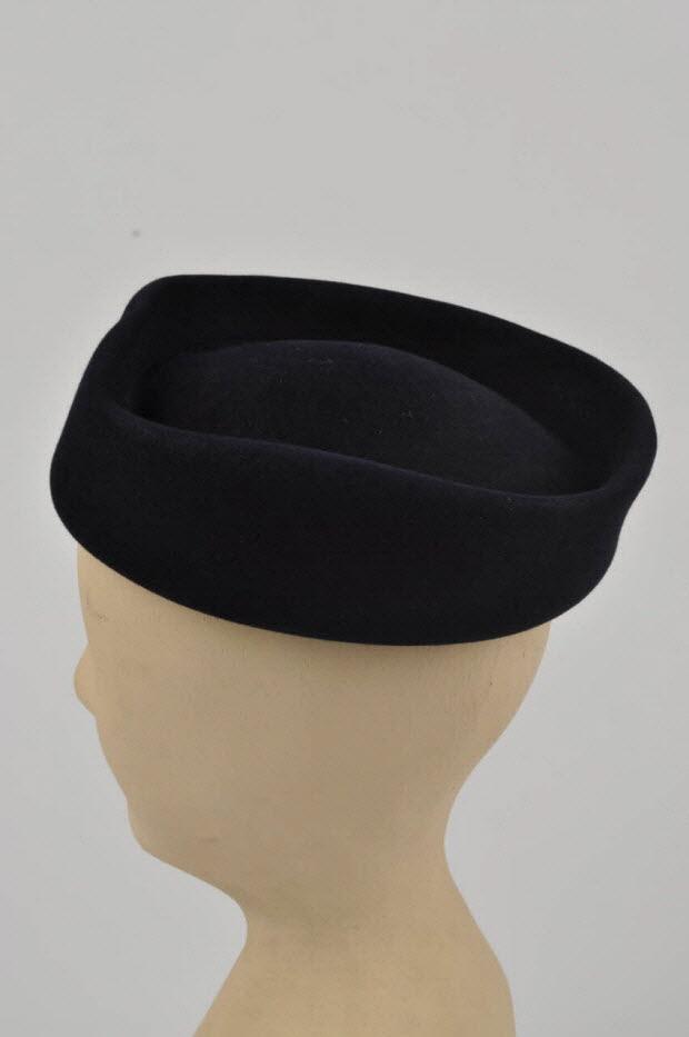 chapeau - toque hotesse