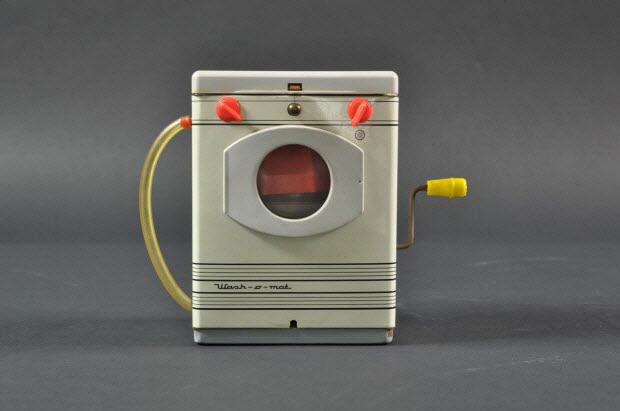 machine à laver le linge - Wash-o-mat