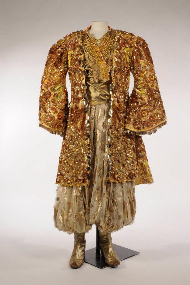manteau de scène