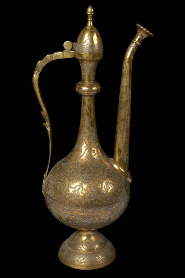 aiguière - ibriq (mot arabe)