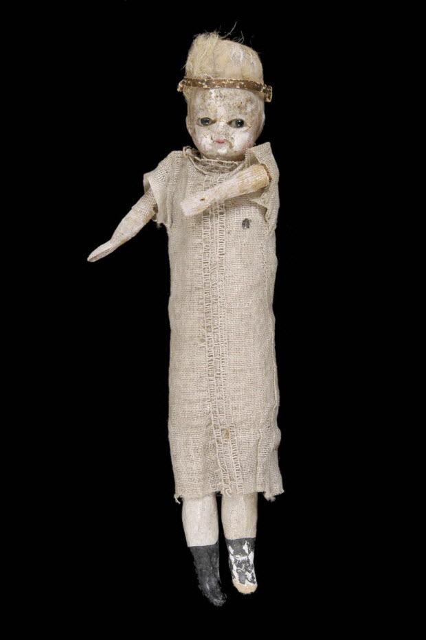 poupée d'envoûtement