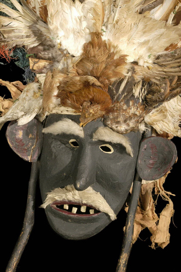 masque - masque de survakar