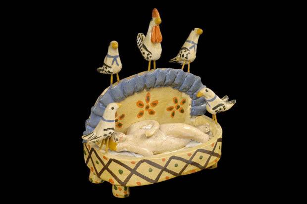 figurine de crèche