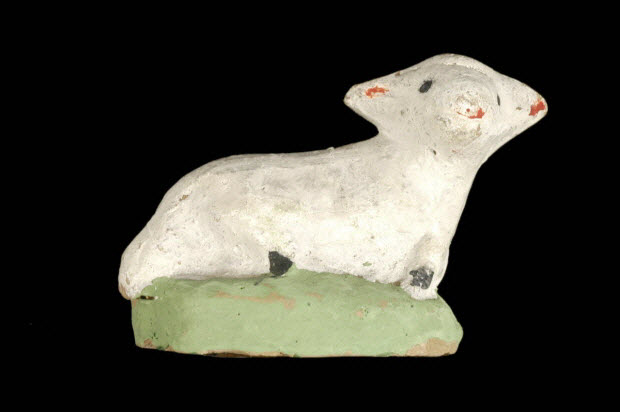figurine de crèche - santon