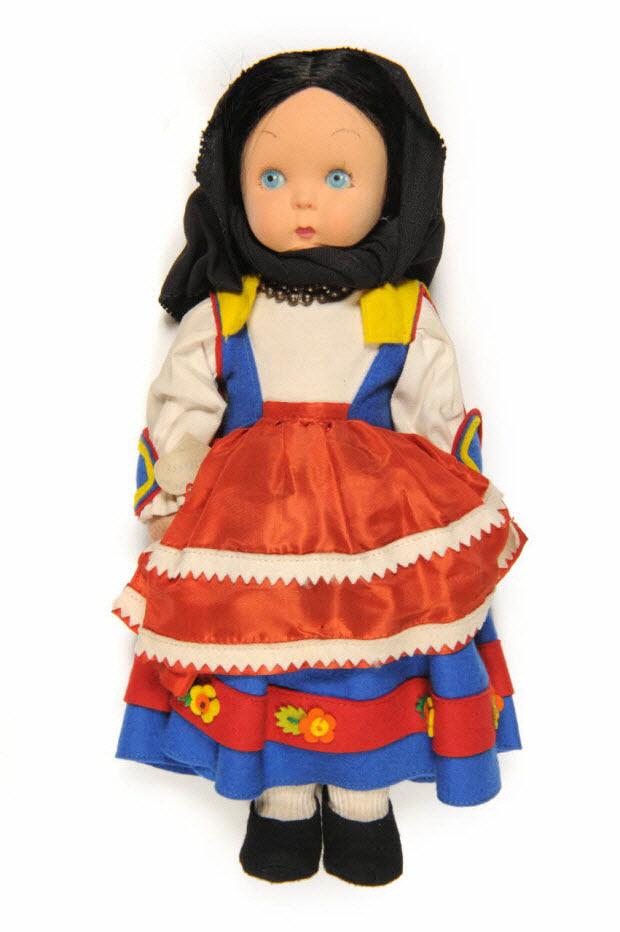 poupée-femme
