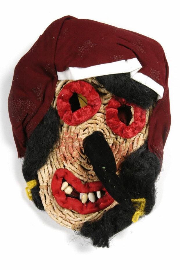 "masque - ""mascà de vrajitoare"" (masque de sorcière)"