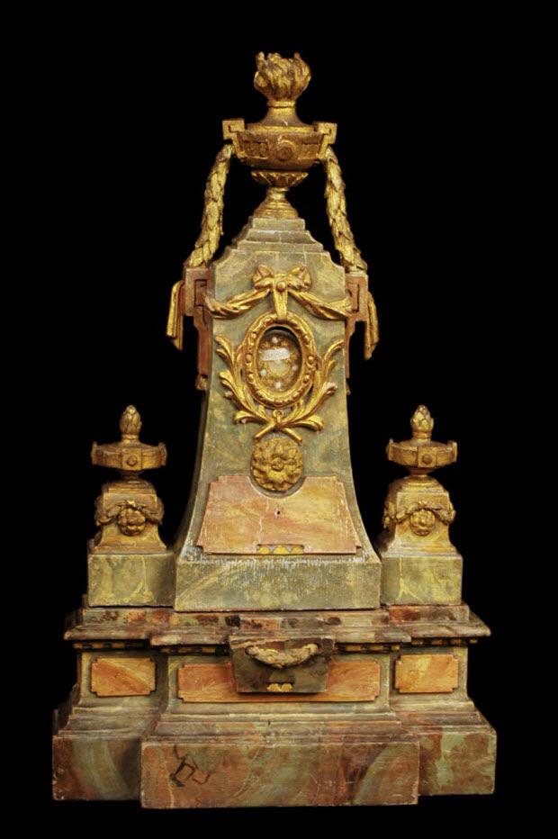 autel-reliquaire - Monument commémoratif