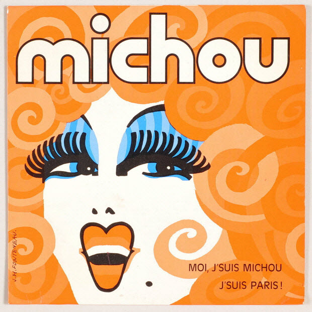 disque 45 tours - Moi, j'suis Michou