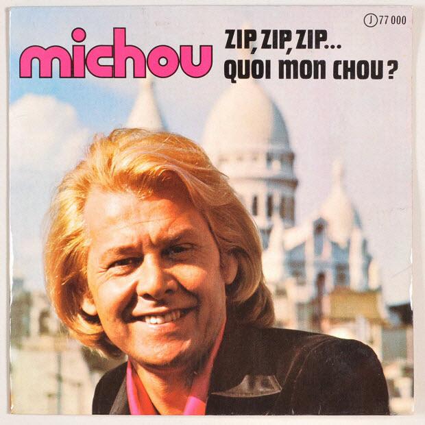 disque 45 tours - Quoi, mon chou ?
