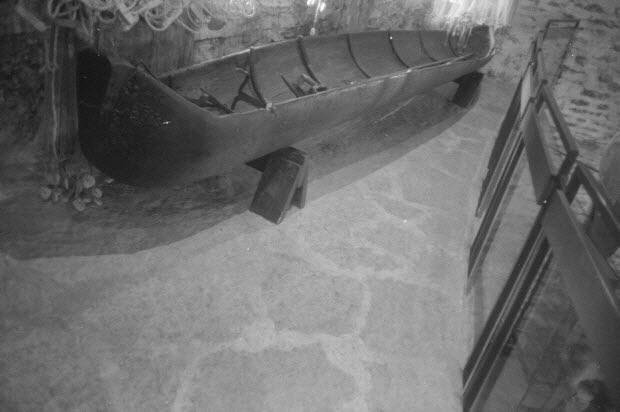 photographie - Enquête conduite par Jean Cuisenier en Suède, Finlande et Estonie (juin 1986). Tallinn: Musée de la Marine