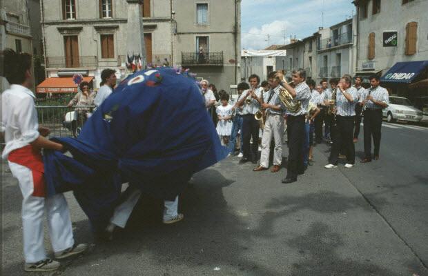 photographie - MNATP. Enquête conduite par Marie-France Gueusquin en Provence (1992-2000)