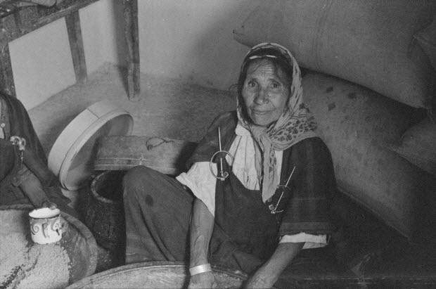 photographie - Enquête conduite par Jean Cuisenier, Jean-Pierre Martinon et C. Martinon en Tunisie (juillet et août 1969)