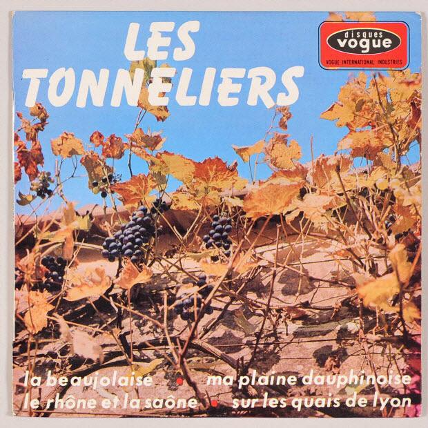 disque 45 tours - Le Rhône et la Saône
