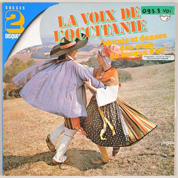 disque 33 tours - Montagnardes