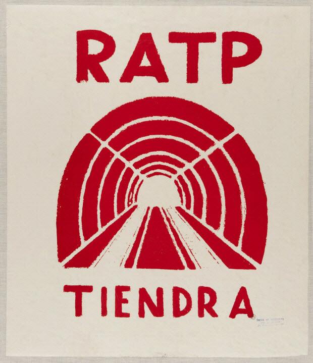 affiche - RATP tiendra