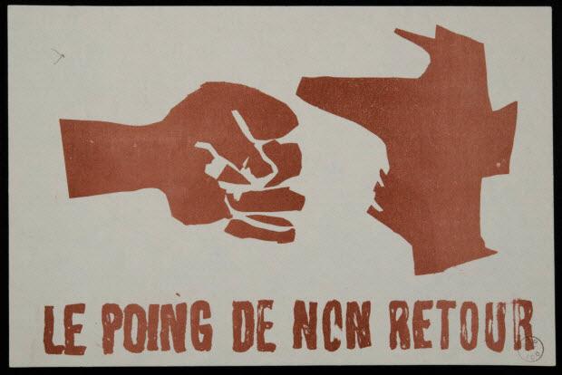 affiche - LE POING DE NON RETOUR