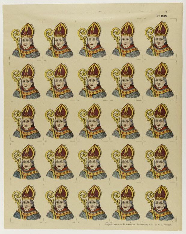 estampe - Saints