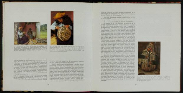 album - Le Pérou, l'or et les Incas