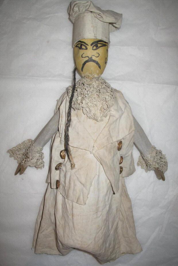 marionnette à gaine - chinois