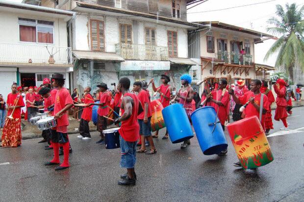 photographie - Enquête sur le carnaval de Cayenne conduite par Marie-Pascale Mallé (2009)