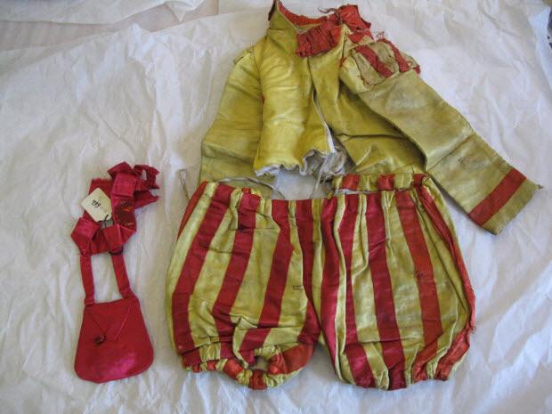costume de marionnette