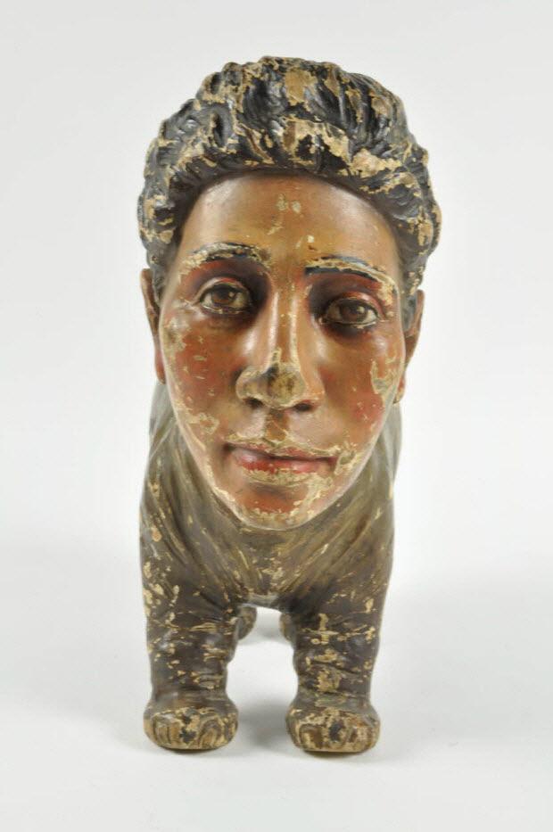 statue - L'homme éléphant