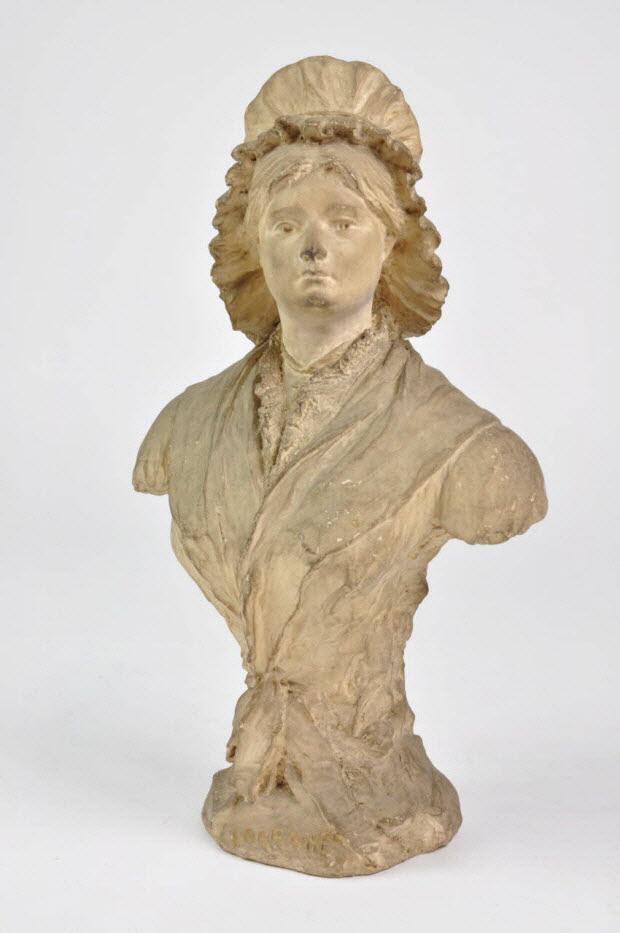 statuette de femme - Lorraine