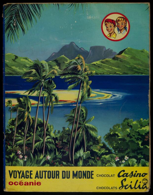 album - Voyage autour du monde Océanie