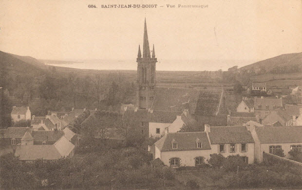 carte postale - VUE PANORAMIQUE