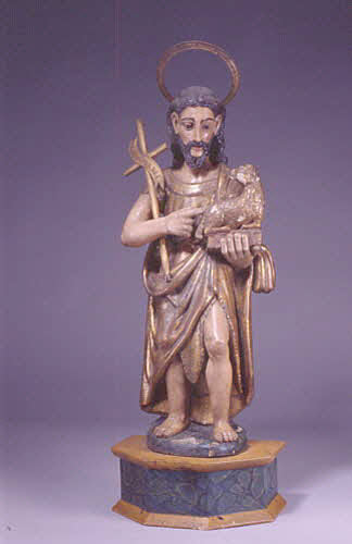 statue - saint Jean-Baptiste