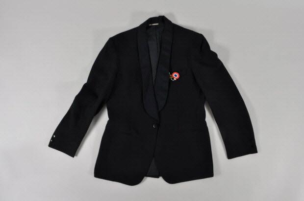 veste - Veste portant une cocarde de conscrit