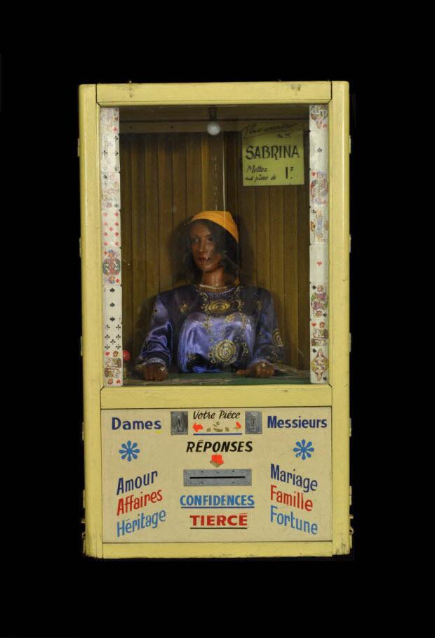 automate de voyance - Sabrina