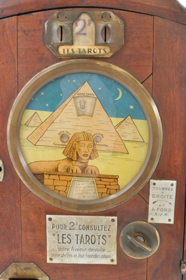 automate de voyance - Les tarots