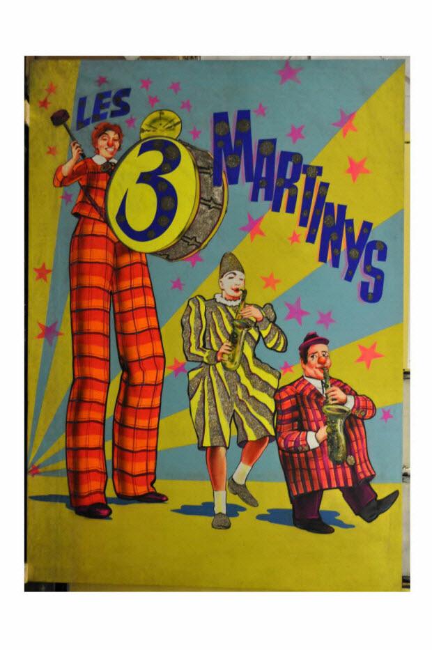 peinture - LES MARTINYS