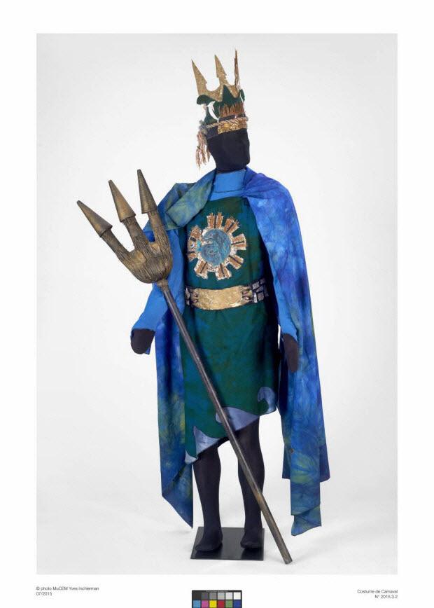 trident - Costume de Neptune
