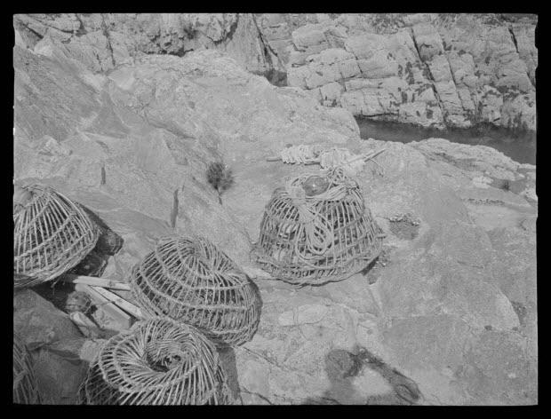photographie - Pierre Toulgouat (1901-1992) : l'Ile d'Ouessant (1938)