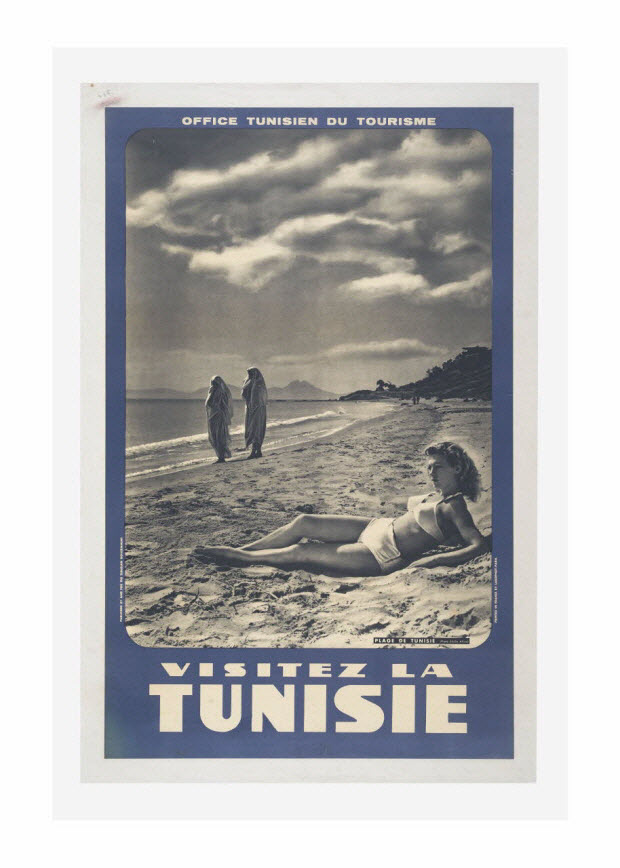 affiche - Visitez la Tunisie