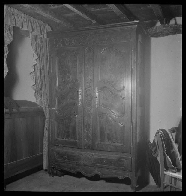 photographie - Chez Monsieur Choux. Vue d'ensemble de l'armoire