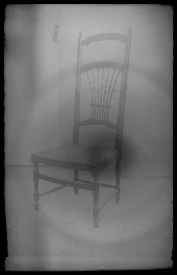 photographie - Chaise à gerbe