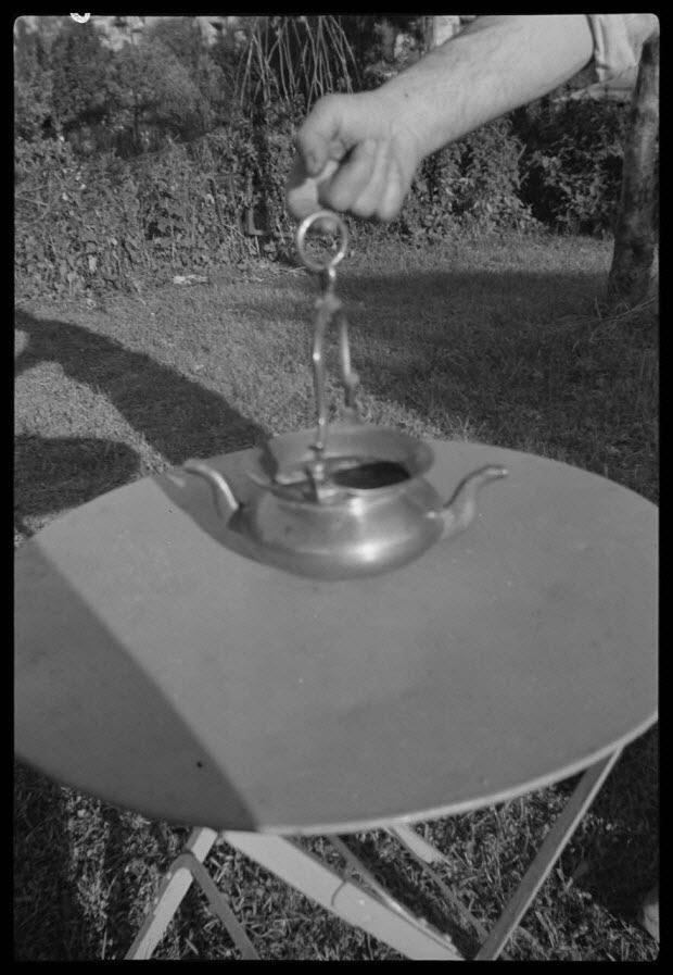 photographie - Aiguière fabriquée à Morteau