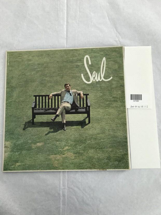 disque 33 tours - Seul
