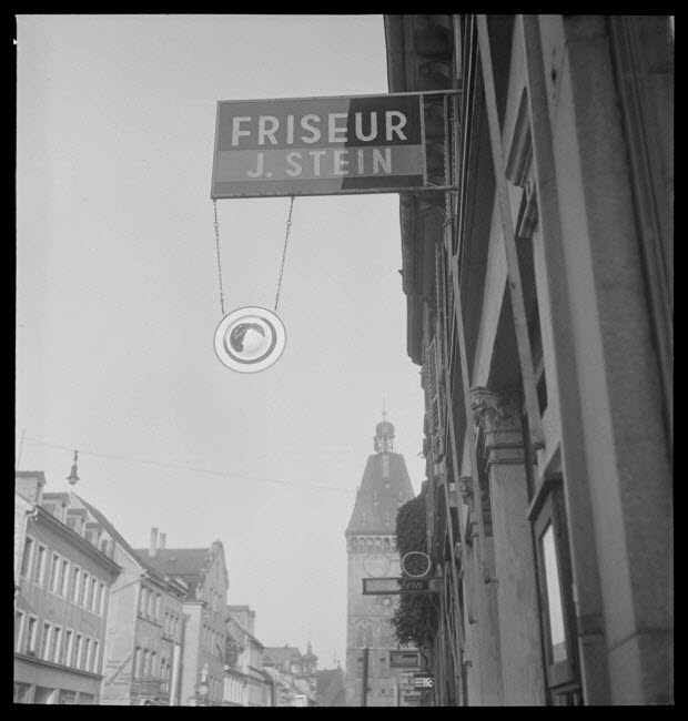 photographie - Rencontre franco-allemande d'arts et traditions populaires du 31 juillet au 6 août 1950