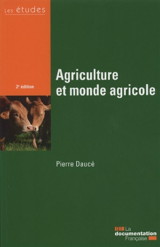 Livre - Agriculture et monde agricole
