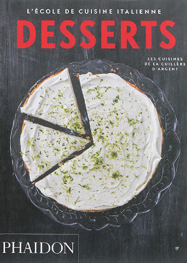 Livre - Dessert