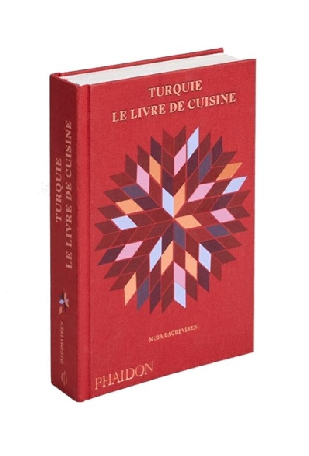 Livre - Turquie, le livre de cuisine