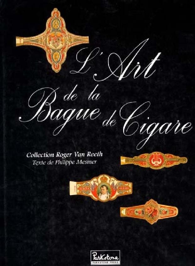 Livre - L'Art de la bague de cigare