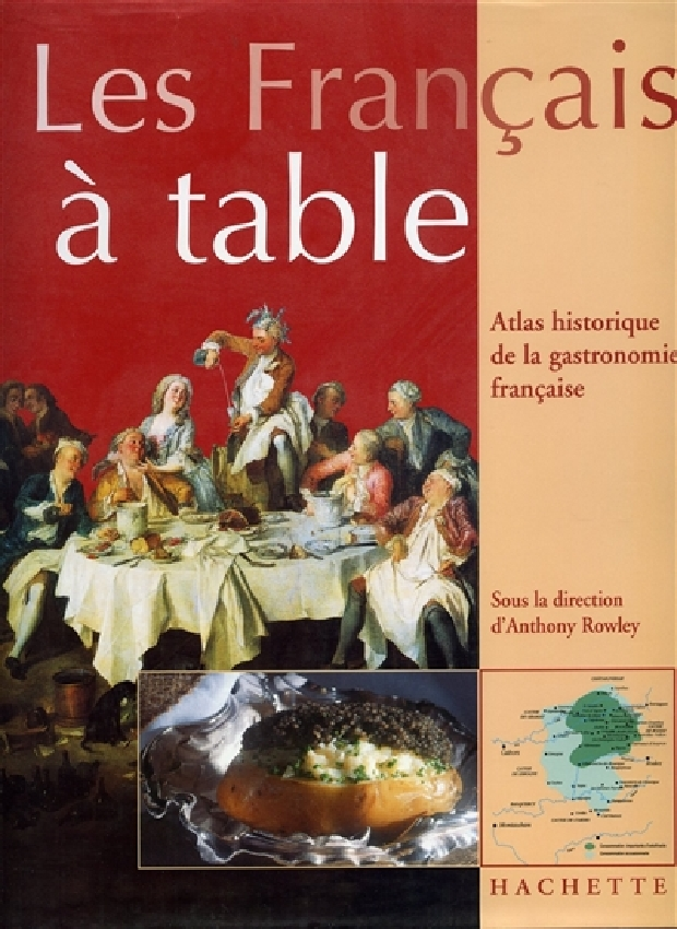 Livre - Les Français à table
