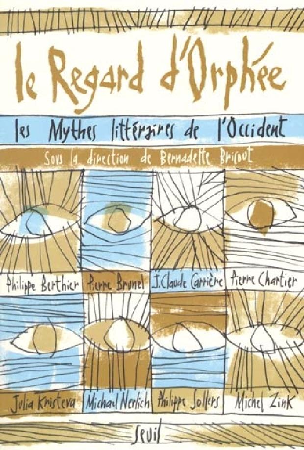Livre - Le regard d'Orphée