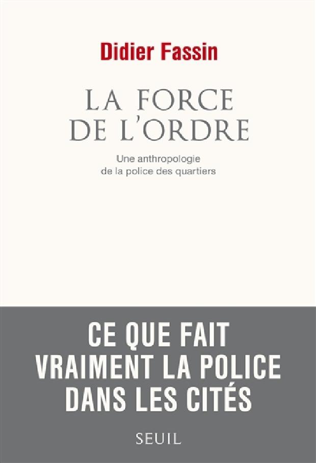 Livre - La force de l'ordre